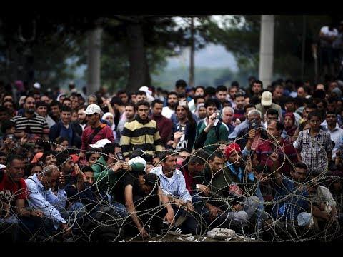 السفارة الألمانية باليونان تستقبل لاجئين سوريين لبحث لجوئهم #هنا_سوريا  - 21:20-2017 / 7 / 23
