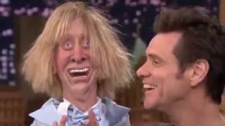 Jim Carrey Ventriloquism (Jimmy Fallon)