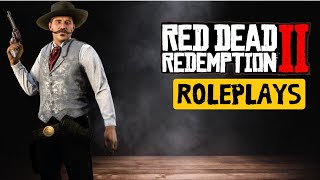 Red Dead Redemption 2 roleplay - Tombstones