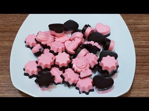 Coklat Karakter Homemade | Cara Membuat Coklat Karakter Sendiri dengan Cetakan