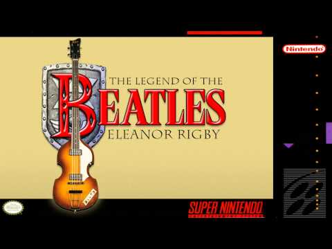 The Beatles Eleanor Rigby Remixed In A Link To The Past S