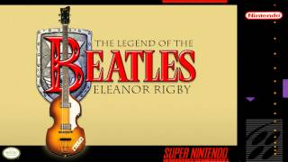 the beatles eleanor rigby zelda a link to the past style 16 bit snes music