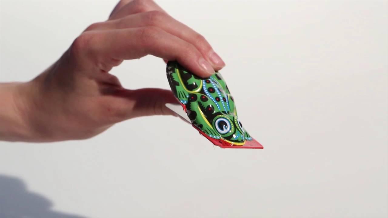 Artikel: 77000330 Knack- Frosch - YouTube