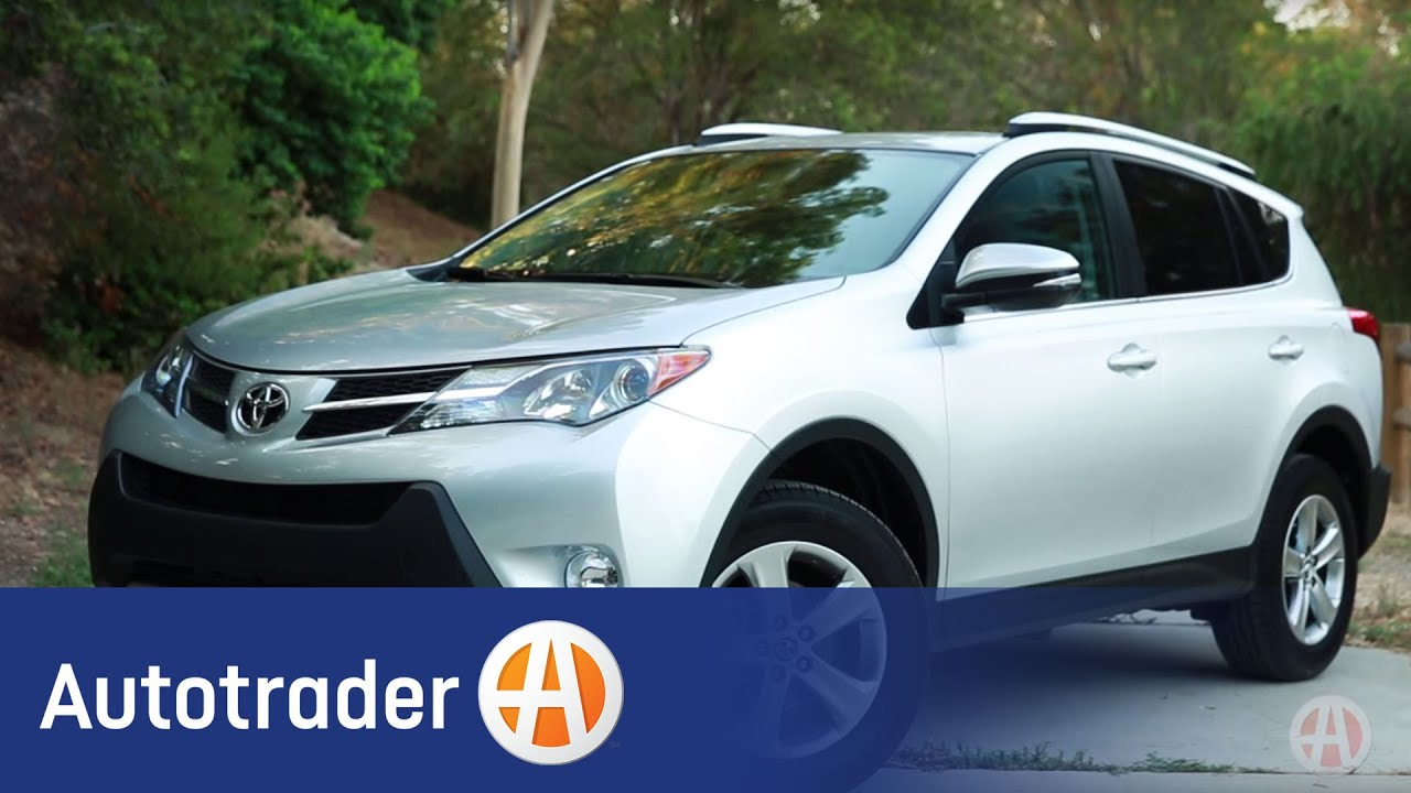 2017 Toyota Rav4 5 Reasons To Autotrader