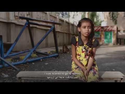 Yemen's forgotten children