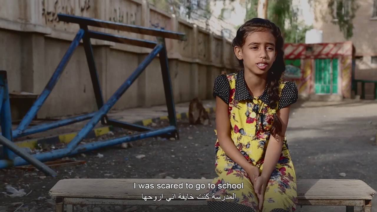 Yemen's forgotten children