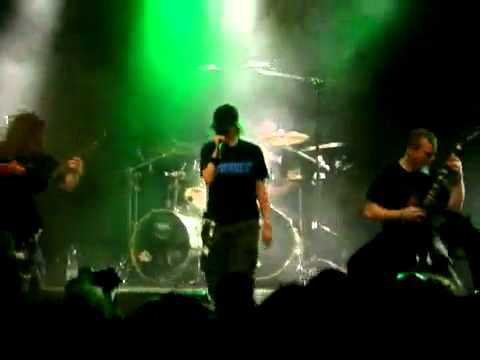 Cerebral Bore - Entombed In Butchered Bodies (Live @ Mountains of Death 2010)
