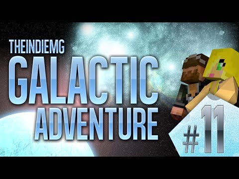 """Minecraft: Galacticcraft - Galactic Adventure Episode #11 - """"Mighty Smelting Book!"""" (HD)"""