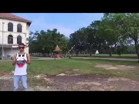 Dji phantom 3s ( Waterfront city Marina ) Batam Island