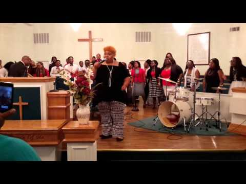 ITAWAMBA COMMUNITY COLLEGE AND SHANNON HIGH SCHOOL GOSPEL CHOIR SPRING CONCERT