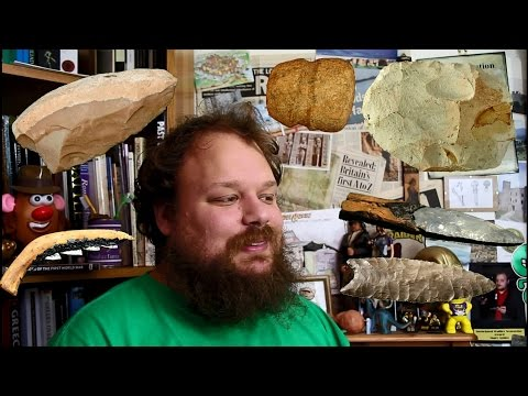 Questions of Doom: Stone or Stone Tool?