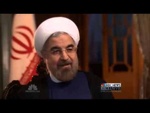 Iran : President Hassan Rouhani says that Iran will never seek a Nuclear Bomb (Sep 18, 2013)