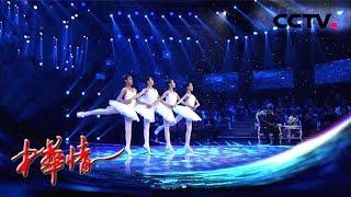 《中华情》 20180429 田埂上的孩子们立起脚尖将芭蕾 一路跳到国家大剧院的舞台 | CCTV中文国际