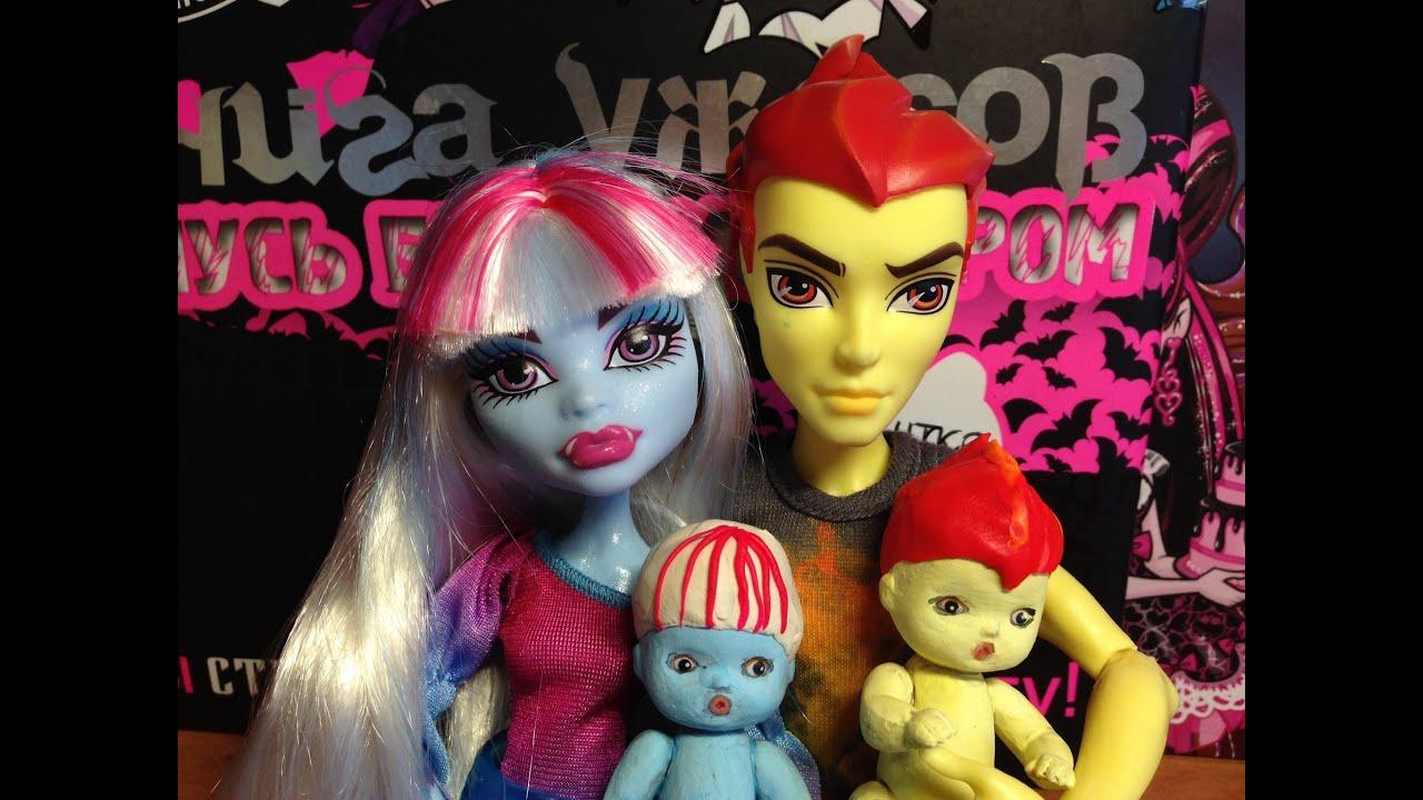 Как сделать шкаф для кукол монстер хай 35