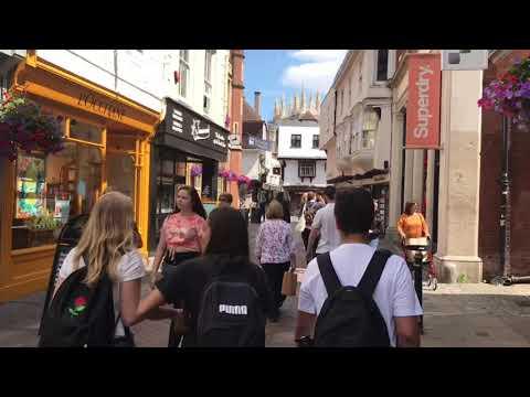 Canterbury Kent U.K.