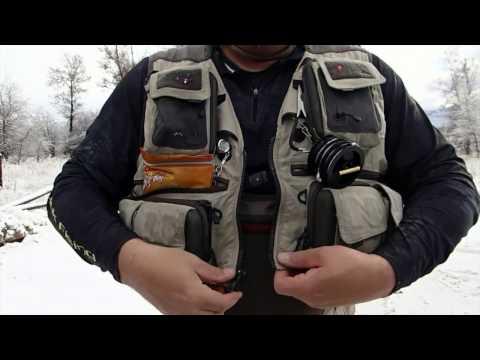 Fly Fishing Utah:  G3 Guide Vest Review