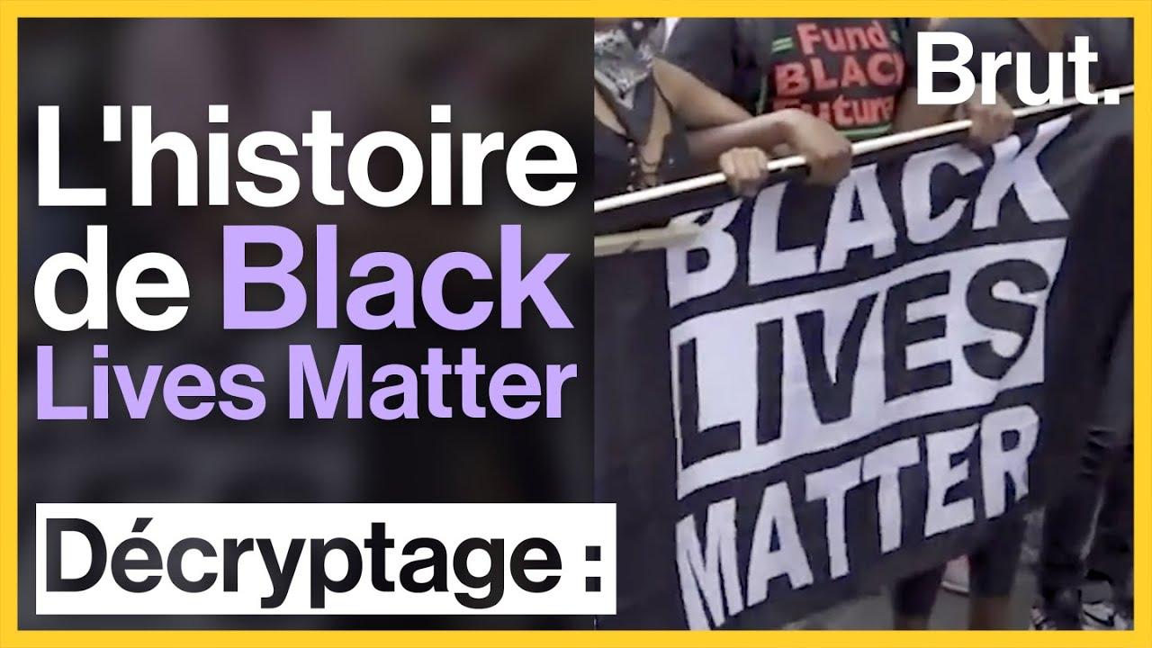 L'histoire de Black Lives Matter