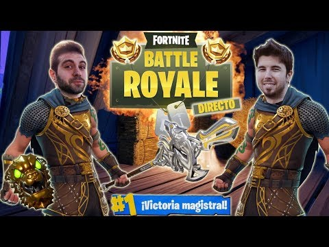 🔴 *NUEVA* SUPER SKIN LEGENDARIA! - FORTNITE