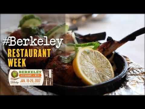 #Berkeley: RESTAURANT WEEK! Gaumenkitzel, Comal + Ajanta