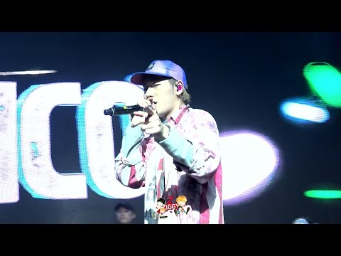 160513 I am You You are Me 너는나 나는너 by  지코 직캠 @ 랩비트쇼 ZICO fancam