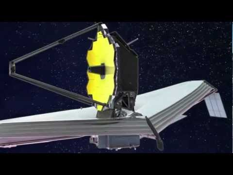Il futuro telescopio spaziale James Webb