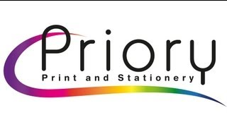 Priory Print and Stationery (Sound Version). Video Production by Design Surgeons