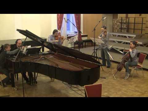 Pavel Karmanov - Cambridge music for Piano quartet