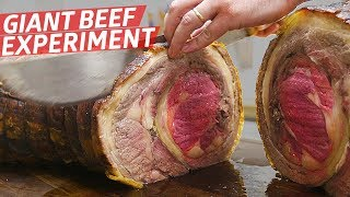"""This Is the Most Expensive Meat Experiment We've Ever Done"" - Prime Time"