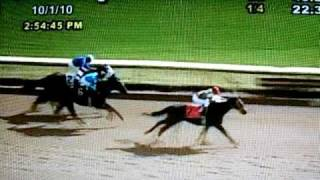 Pocketfullofrubies Maiden Claiming Race 10-01-10