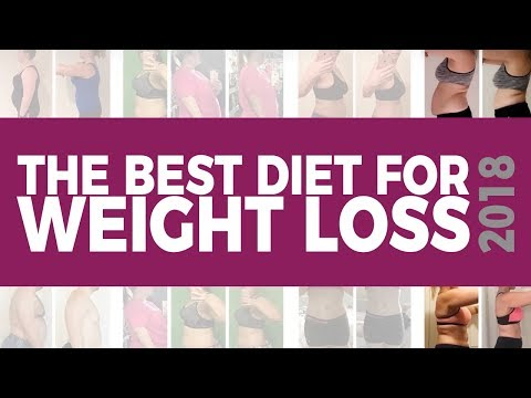BEST Diet for Weightloss 2018