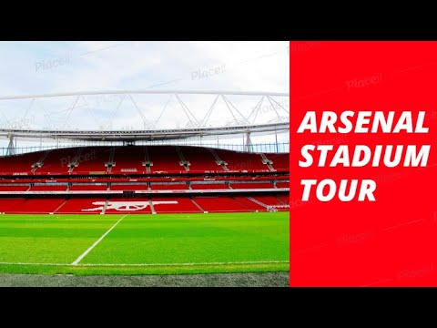 City break to Arsenal London 2017 Visit Emirates Stadium tour UK vacation video tour