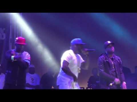 50 Cent - LA Dub Show (10.July.2016)