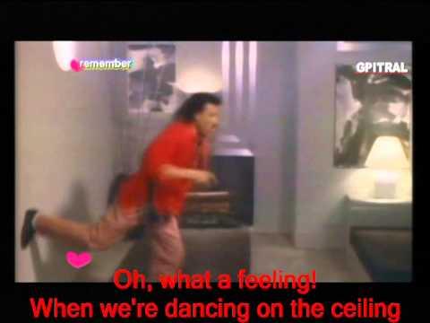 Lionel Richie Dancing On The Ceiling lyrics