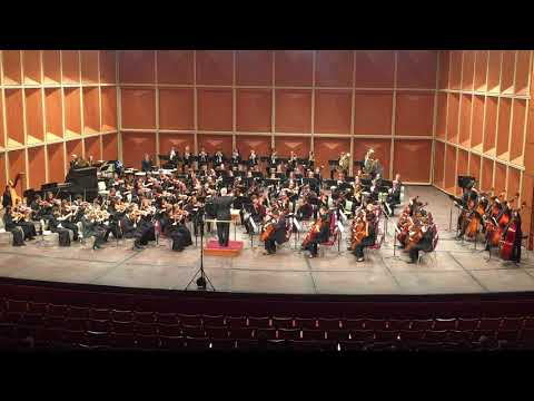 MYSO Metropolitan Symphony Orchestra - Marche Slave, Op. 31
