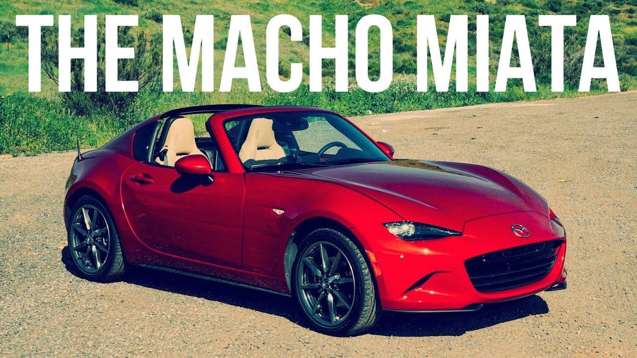 2021 Mazda Miata RF | Full Review