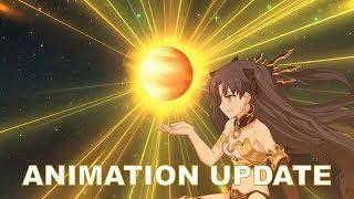 Schicksal Grand Bestellung | Nutzlos Göttin Ishtar (Archer) Animation Update [FGOJP]