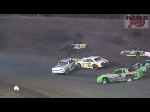 RPM Speedway 2017 Fall Nationals: 10-7-17 Stock Cars Qualifier Races 1-2