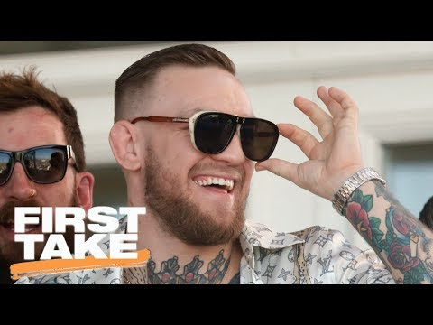 Is Mayweather-McGregor A Money Grab?   First Take   June 16, 2017