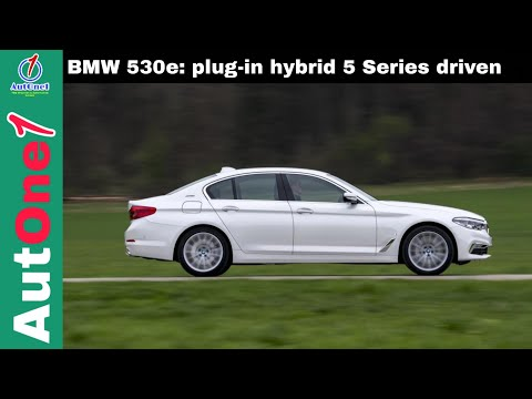bmw-530e:-plug-in-hybrid-5-series-driven