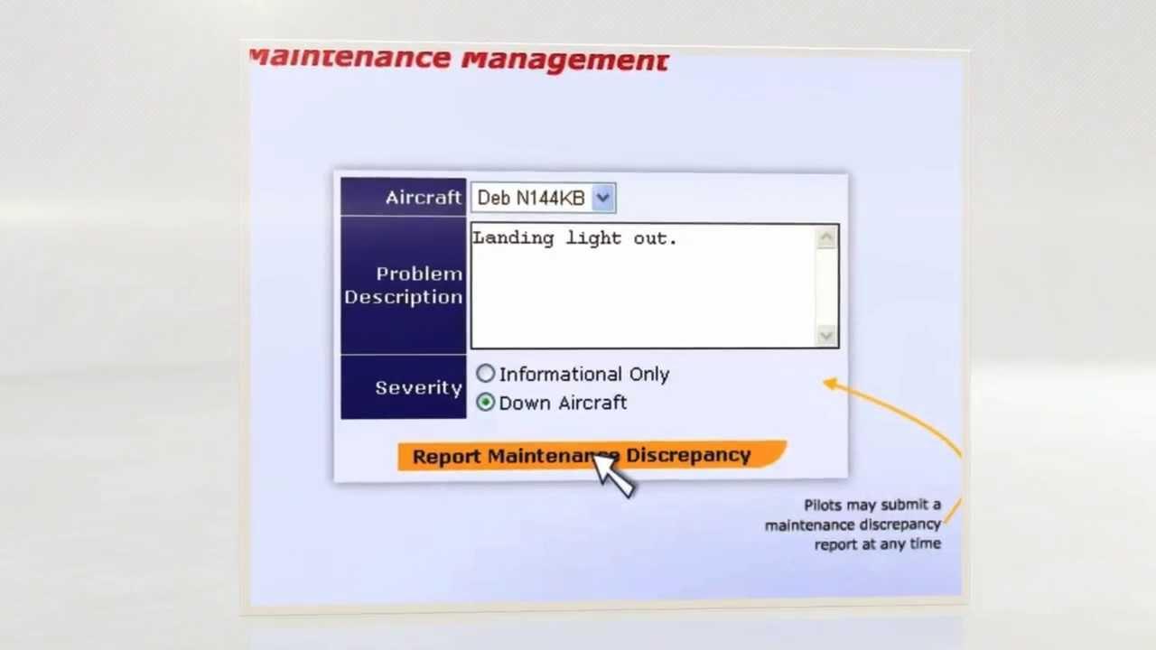 Aircraft Maintenance Software - General Aviation - SkyManager