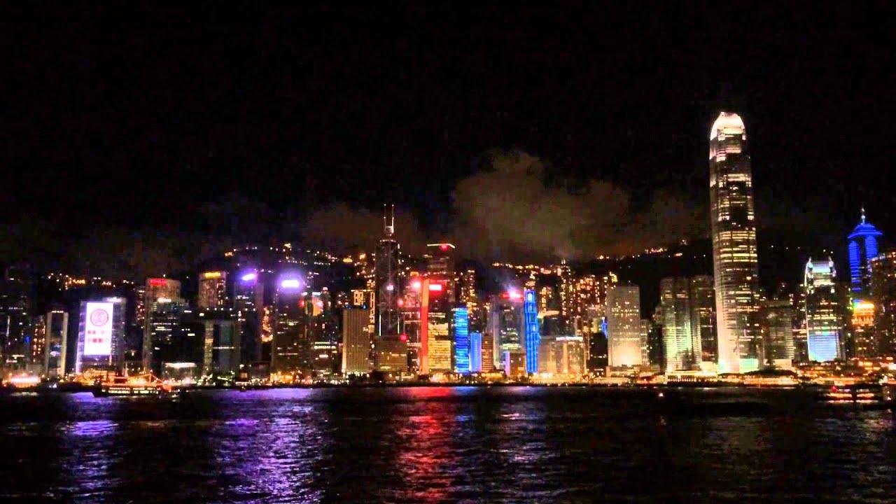 A Symphony Of Lights   幻彩詠香江   Hong Kong   YouTube