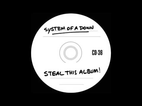 System Of A Down - Steal This Album (Demo Version)