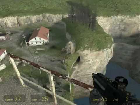 Half-Life 2 - Lighthouse Point