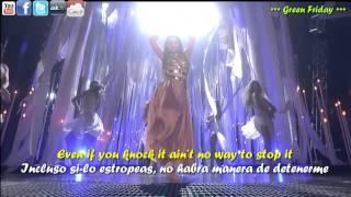 Selena Gomez - Come & Get It (Lyrics - Sub Español) [Live in Billboard Music Adward's]