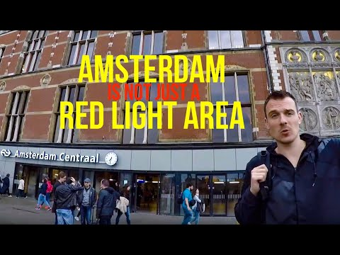 Amsterdam is NOT just about Red Light District !