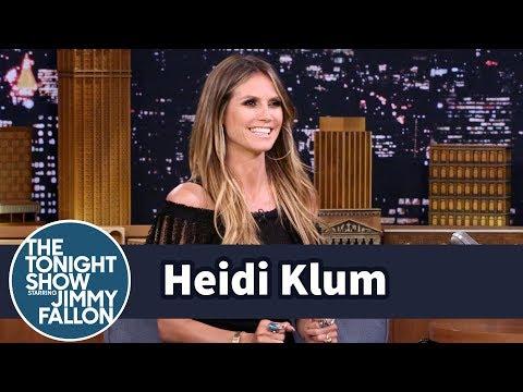 Heidi Klum and Tyra Banks Turn America's Got Talent into a Victoria's Secret Reunion