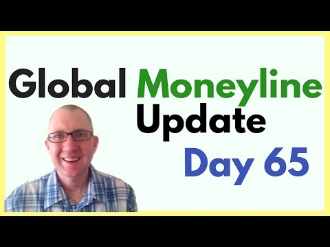 Global Money Update Day 65 - Your 2017 Financial Freedom Blueprint For Global Money Line