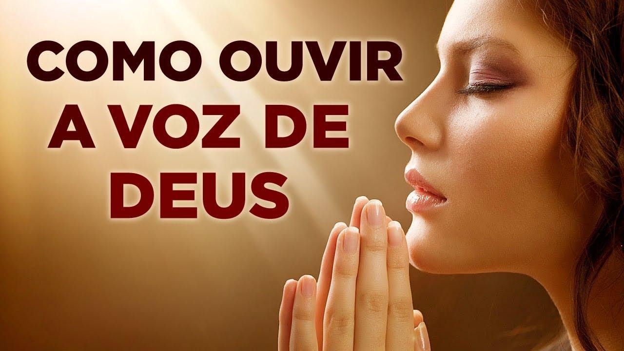 9 MANEIRAS DE OUVIR A VOZ DE DEUS E SABER QUE ELE FALOU COMIGO ... f5346d060e
