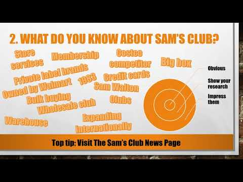 Top 5 Most Common Sam's Club Interview Questions And Answers