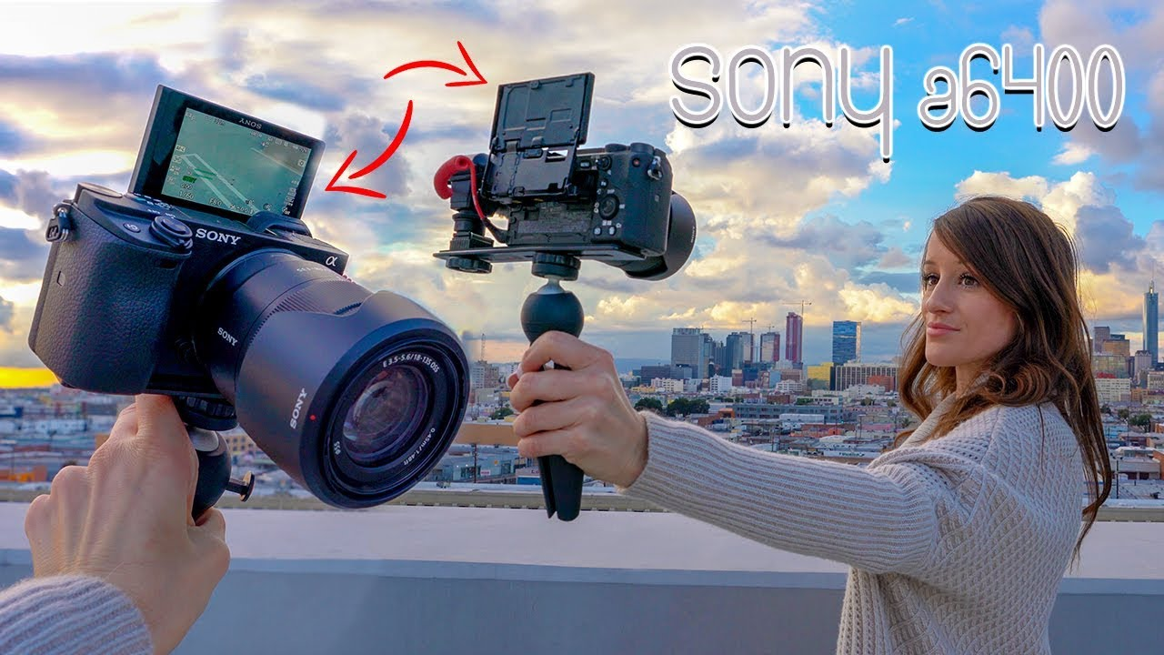 Sony a6400 Brings 120fps AF tracking to the Masses! - Hi